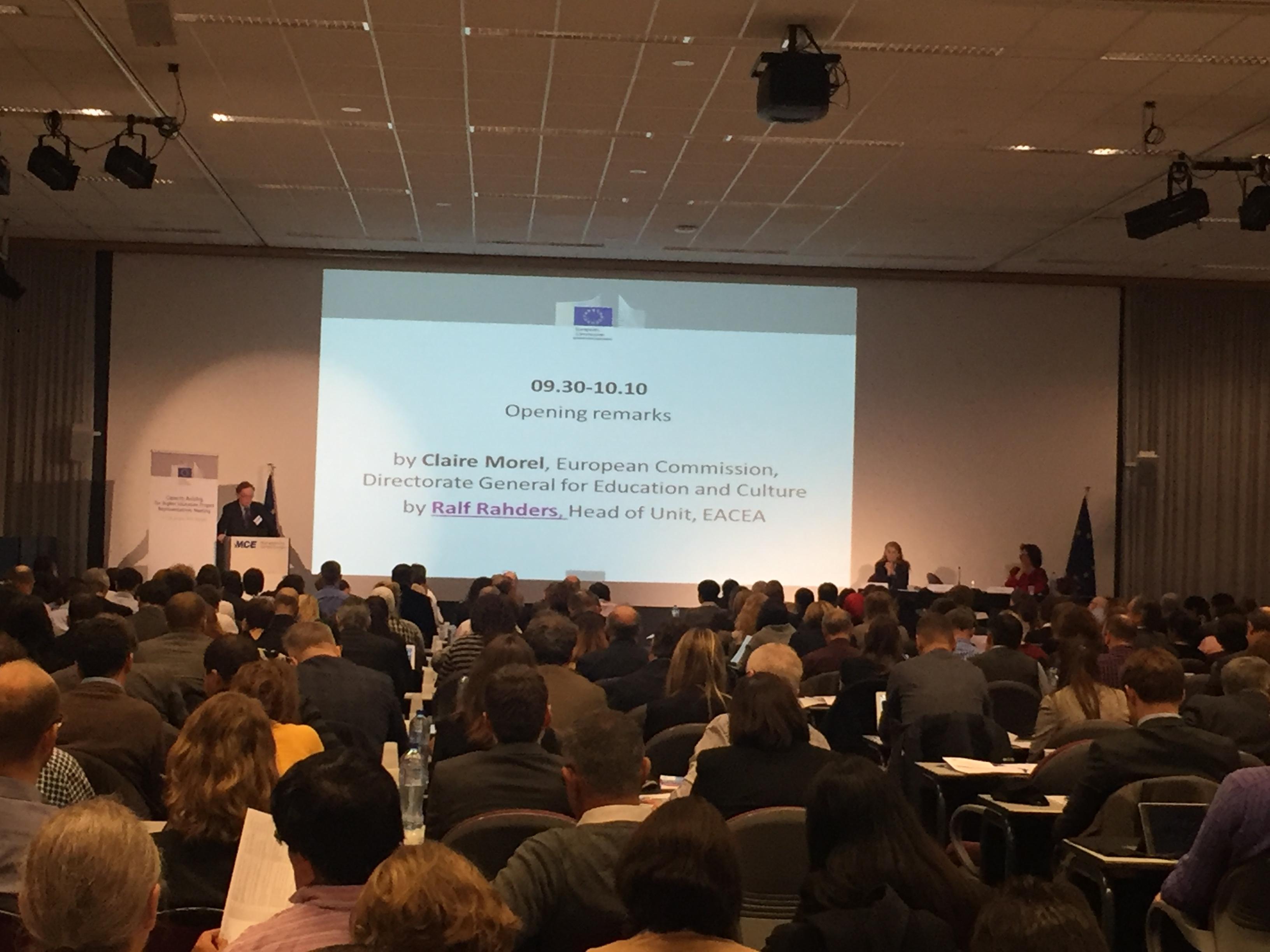 ACAI-LA en reunión de coordinación Erasmus+