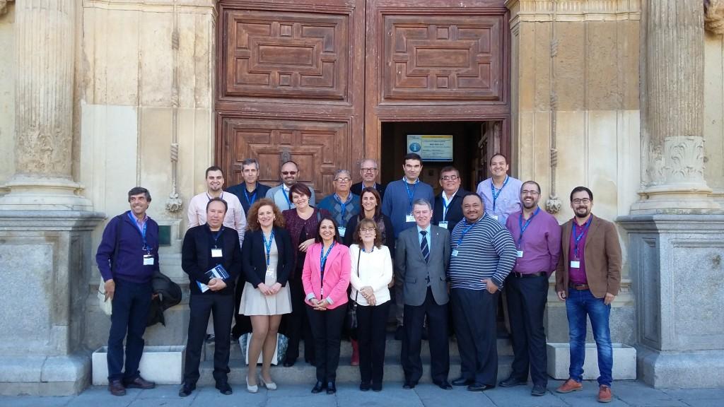 Participantes de 11 instituciones socias en proyecto ACAI-LA