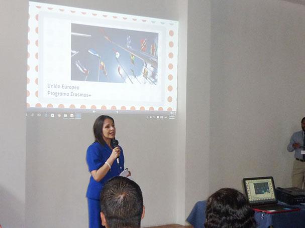 Presentación ACAI-LA en región sur-occidente de Guatemala