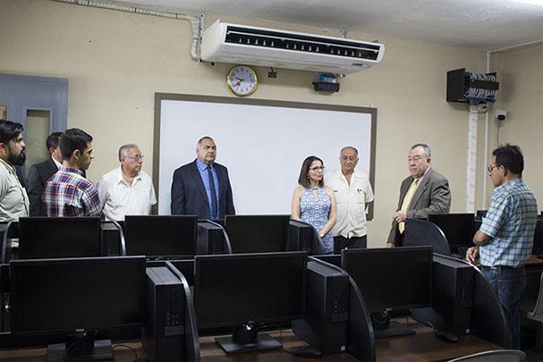 Inauguración de Laboratorio ACAI-LA en Guatemala