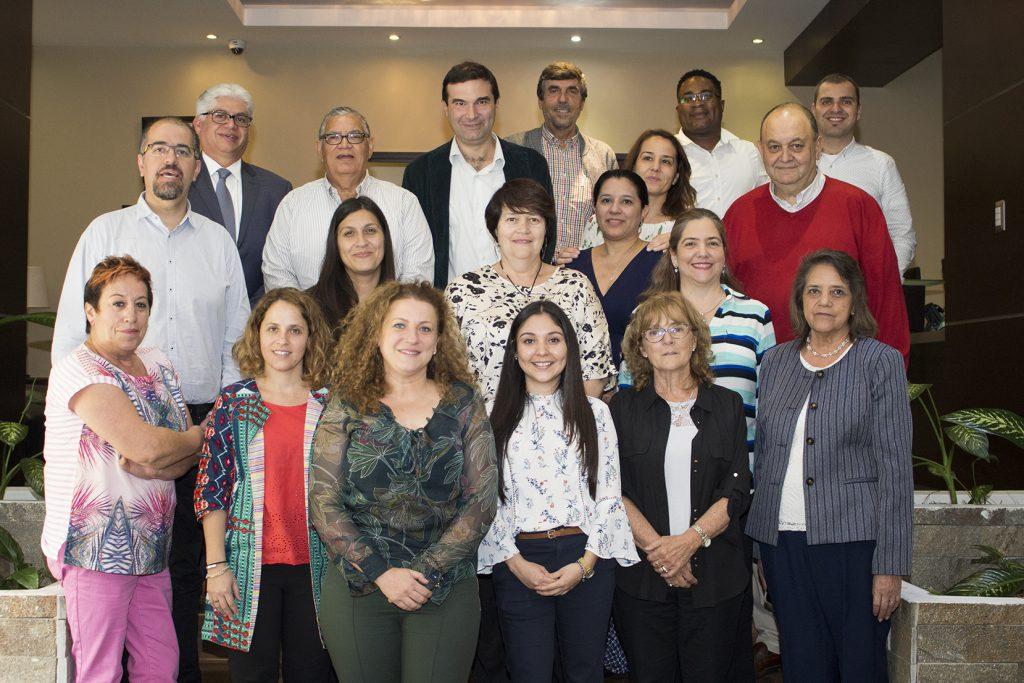 Reunión de proyecto ACAI-LA en Guatemala, Noviembre 2018