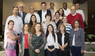 Presentación del Libro ACAI-LA en reunión plenaria en Guatemala